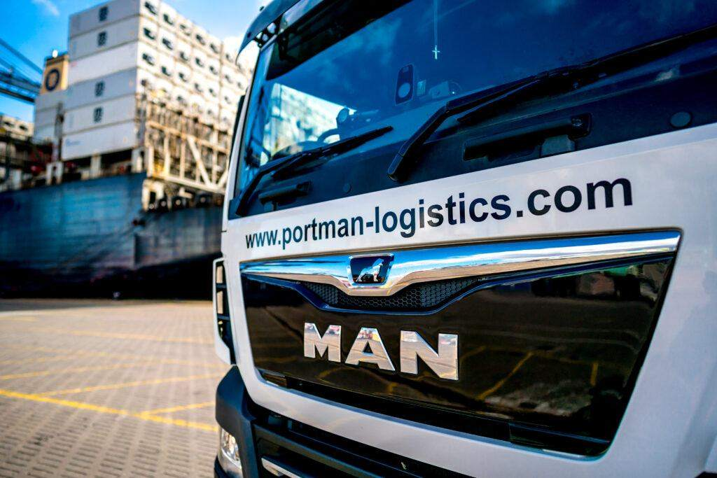 Shipping Container | Portman Logistics