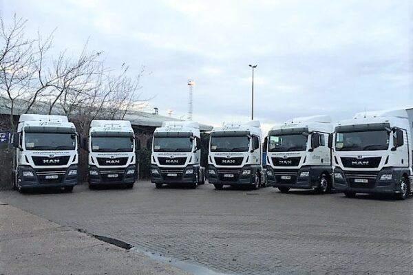 Container Trucking | Portman Logistics