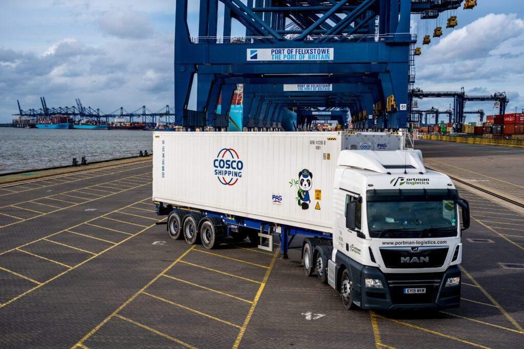 Shipping Companies | Portman Logistics