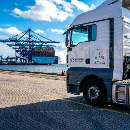 Honest, Reliable & Transparent Haulage Services From All UK Ports