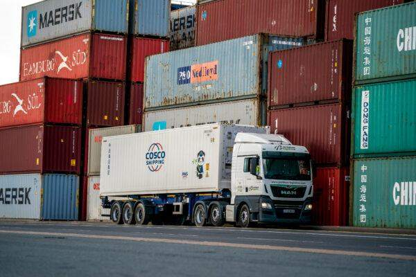 Maersk line inland Haulage | Portman Logistics
