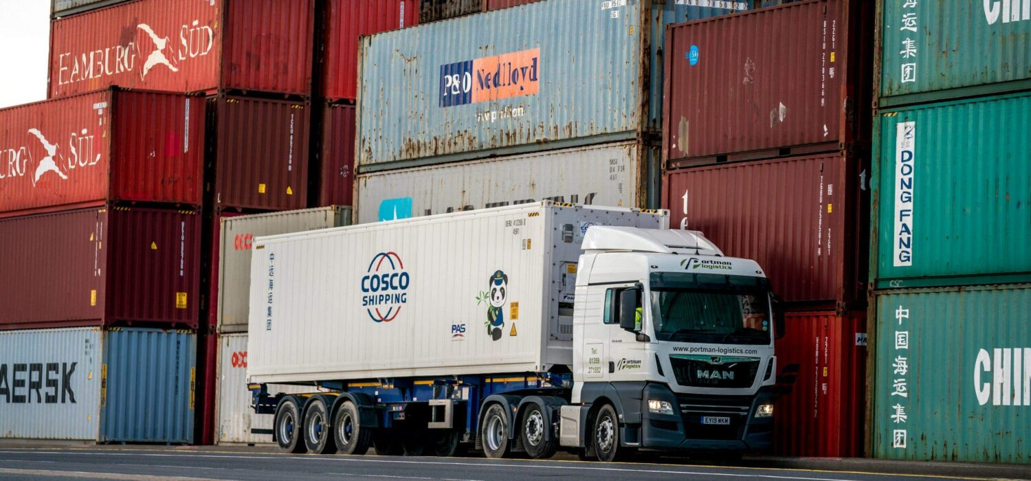 Container Haulage London Gateway