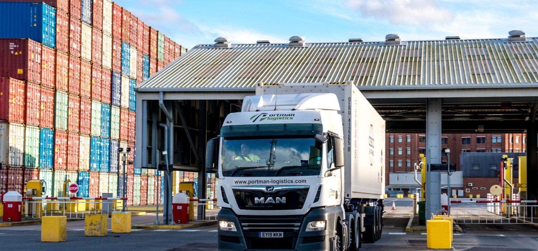 Container Haulage Felixstowe