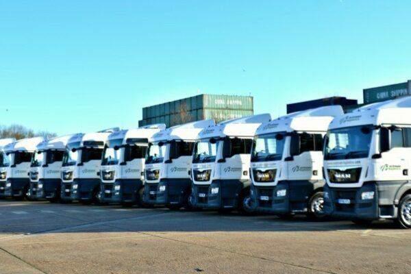 Haulage Container   Portman Logistics