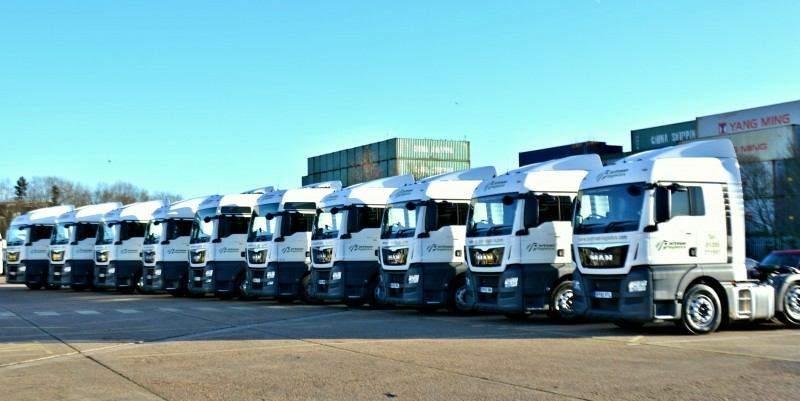 Haulage Container | Portman Logistics
