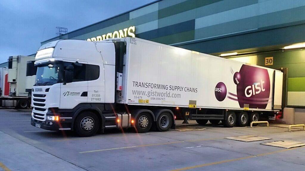 Container Haulage Rates | Portman Logistics